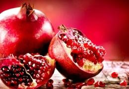 Гранатовый сок замедляет старение организма