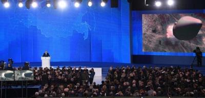 В Пентагоне признали неспособность ПРО защитить от оружия Путина