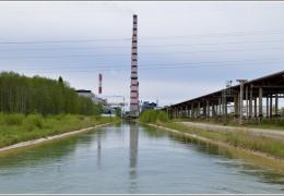 На Черной речке под Нарвой обнаружили нефтяное загрязнение