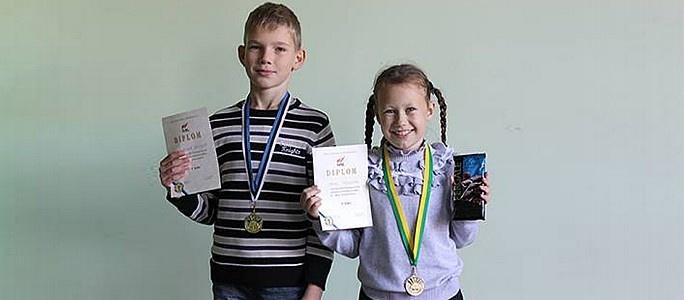 Нарвитяне захватили верхушку пьедестала чемпионата Эстонии