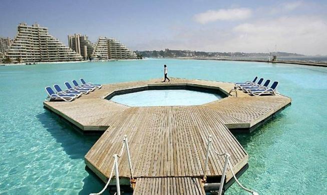 Самый большой в мире бассейн