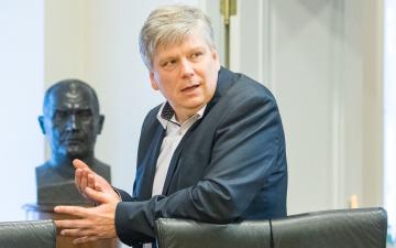 Кийслер доволен реакцией Ратаса на события в Нарве