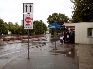 Обновлённый вокзал: почему строительство ещё не началось?