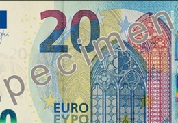 25 ноября в Эстонии будут пущены в обращение новые купюры достоинством 20 евро