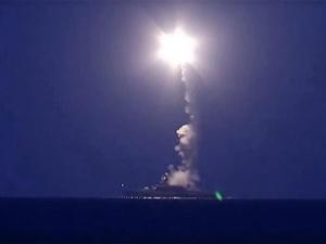 Запуск ракет по Сирии с российских кораблей стало хитом, набрав за сутки почти 3 млн просмотров