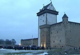 В Нарве День независимости Эстонии отметят концертом и лыжным забегом