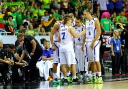 Сборная Эстонии проиграла латвийцам и не вышла в плей-офф Евробаскета