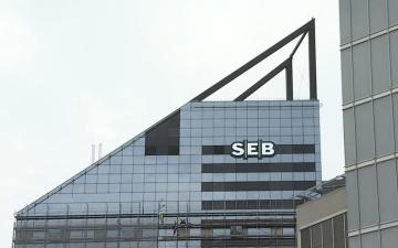 Прибыль банка SEB за 9 месяцев выросла почти на 20 млн евро