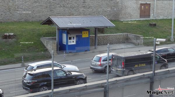 Transservice-N сократил персонал из-за отсутствия автомобильных очередей на границе с Россией