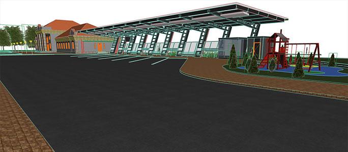 Новый автовокзал в Нарве обретает реальность
