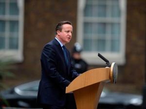Кэмерон объявил дату референдума о выходе Британии из Евросоюза