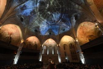 Купольный зал Александровской церкви хотят разделить на маленькие помещения