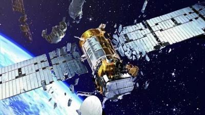 Российский военный спутник сошел с орбиты и разрушился над Тихим океаном