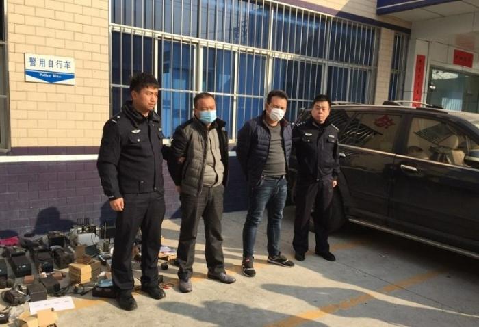 Полиция повязала высокотехнологичную банду
