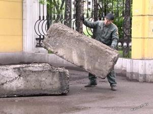 В Новокузнецке нарушителей парковки наказали
