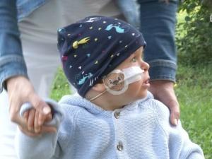 Детский фонд Клиники Тартуского университета помог в лечении двухлетнего нарвитянина