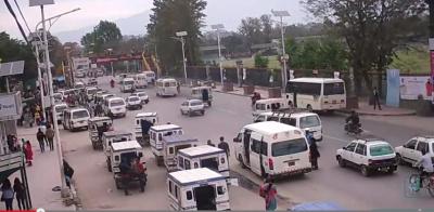 Видео из Непала