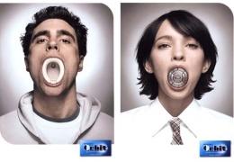 Креативная реклама Orbit