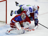 Российские хоккеисты обыграли словенцев в стартовом матче Олимпиады