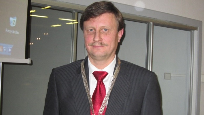 Мэром Нарвы выбрали Эдуарда Эаста