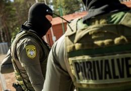 В Нарве осудили 9 контрабандистов, переправлявших через границу сигареты, алкоголь и вьетнамцев