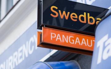 Прибыль Swedbank в Эстонии за 9 месяцев сократилась на 4% до 125,1 млн евро
