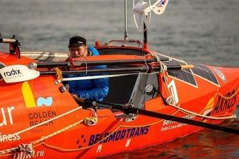 Федор Конюхов завершил путешествие через южную часть Тихого океана