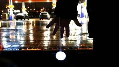 Полиция рекомендует носить светоотражатели в темное время суток