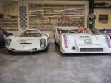 80-летний коллекционер купил свой 80-й Porsche и построил отдельное здание для размещения своей коллекции
