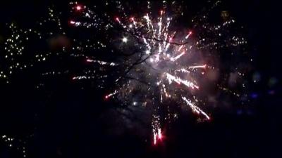 Для новогоднего салюта в Тарту используют почти 6000 ракет