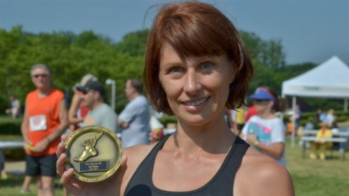Уроженка Нарвы финишировала на Бостонском марафоне за 20 минут до взрывов