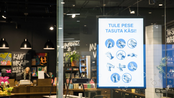 Торговые центры не намерены обязывать покупателей носить маски