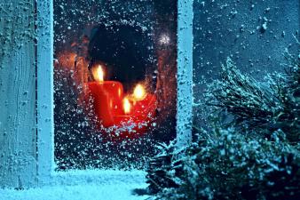 В Москву пришли рождественские морозы