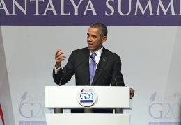 """Обама в очередной раз открестился от наземной операции в Сирии: это """"было бы ошибкой"""""""