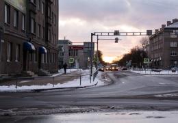 На ремонт внутриквартальных дорог в Нарве предусмотрено 150 000 евро