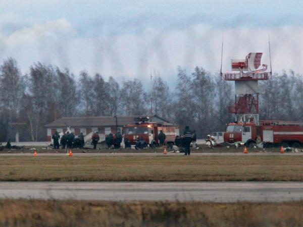 Следственный комитет определился с основными версиями причин авиакатастрофы в Казани
