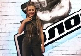 """Эстонская певица Ника прошла этап слепых прослушиваний в телеконкурсе """"Голос"""""""