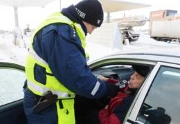 Полиция задержала за ночь в Харьюмаа 10 водителей с наркотическим опьянением