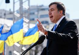 Секретарь Порошенко опубликовал письмо Саакашвили с признанием политических ошибок