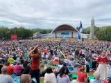 """ФОТО: в Таллинне прошел второй концерт Праздника песни """"Моя любовь"""""""