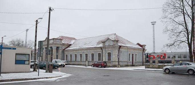 Строительство нового вокзала в Нарве начнется уже в 2016 году