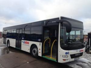 Фирма ATKO Bussiliinid выиграла суд у Нарвы