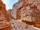 Петра - затерянный город, ставший восьмым чудом древнего мира