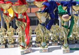 В Нарве, Силламяэ и Ахтме прошел международный футбольный фестиваль «EstonianCUP 2015»