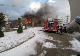 Статистика: в Кохтла-Ярве число пожаров сократилось, в Нарве - выросло
