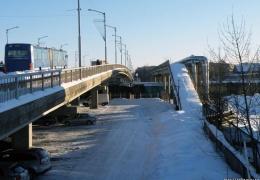 В Нарве за 31 200 евро проведут экспертизу двух виадуков