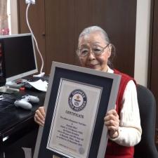 Хамако Мори - самый пожилой геймер по версии Книги рекордов Гиннесса