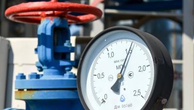 Украина ожидает возобновления поставок российского газа