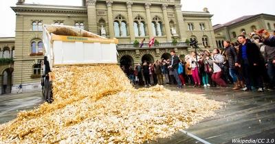 Раз в неделю каждый шотландец будет получать от государства деньги просто так!