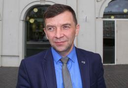 Переизбранный главой Нарвского профсоюза энергетиков Зайцев: важно отстоять рабочие места